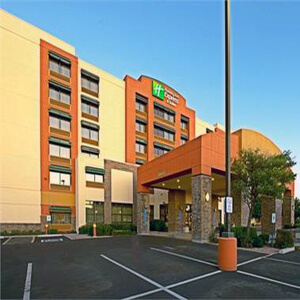 Holiday Inn Tempe Express  Suites