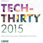 CBRE Group, Inc. report shows Phoenix ties San Francisco for top ranking in high-tech job growth
