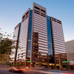 HINES RENEWS LEASE FOR BRYAN CAVE, SIGNS BERKELEY RESEARCH GROUP LEASE AT RENAISSANCE SQUARE