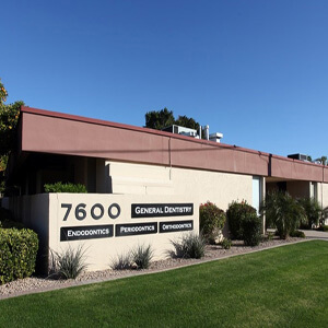 10,330-SF medical office building at 7600 E. Camelback Road