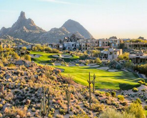 CBRE Golf & Resort Group Brings Troon North to Market