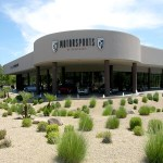 Scottsdale Airpark Auto Dealership Retail Building Trades for $5.85M