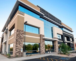 LGE Design Build Completes 40,000 SF Office for Bahia 101 in North Scottsdale