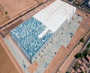 McShane Construction Company Marks Significant Progress at New 630,000 S.F. Medical Supplies Distribution Center in Phoenix