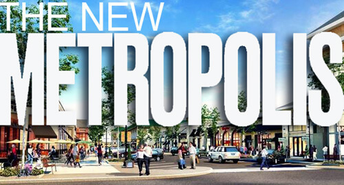 The New Metropolis Urban