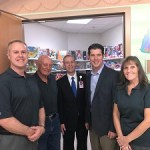 Toy Closet at Cardon Children's Dedicated to Child of Willmeng Construction Inc.'s President