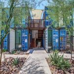 CBRE Engaged to Sell Shipping Container Apartment Community