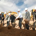 HINES BREAKS GROUND ON THE OFFICES AT CHANDLER VIRIDIAN, CITY'S TALLEST MULTI-TENANT OFFICE BUILDING
