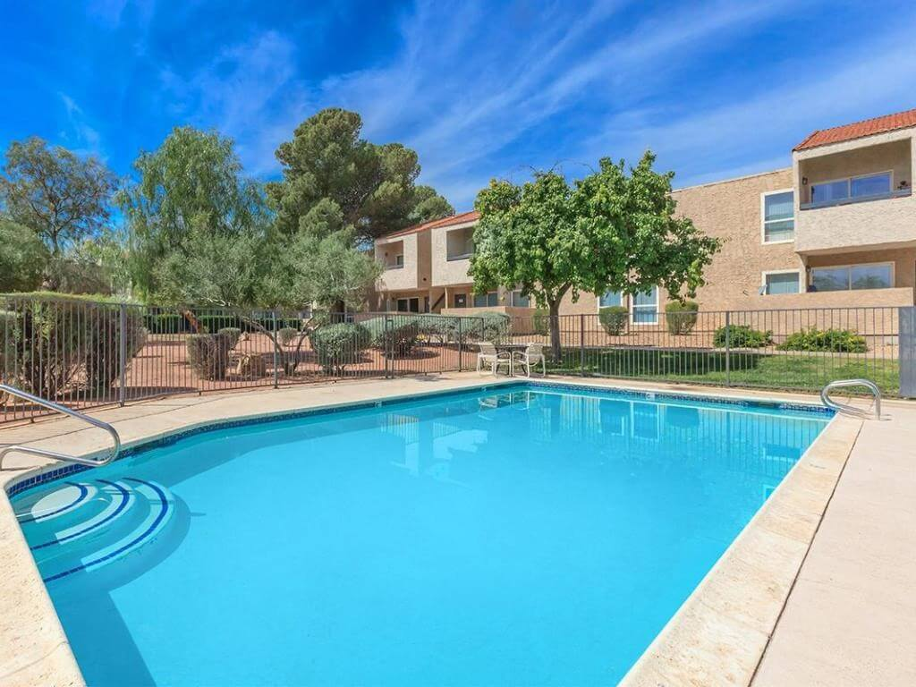Woodcreek Apartment Homes In Las Vegas Sell For 16