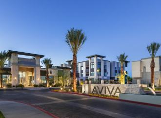 Aviva, Mesa's Newest Luxury Apartment Community, Breaks Leasing Record as Completion Nears