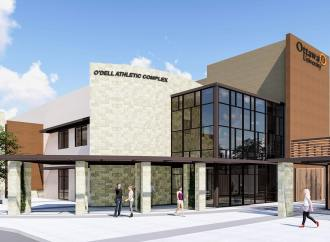 Cawley Architects Teams with Ottawa University for $23M, 110,000-SF Athletic Complex