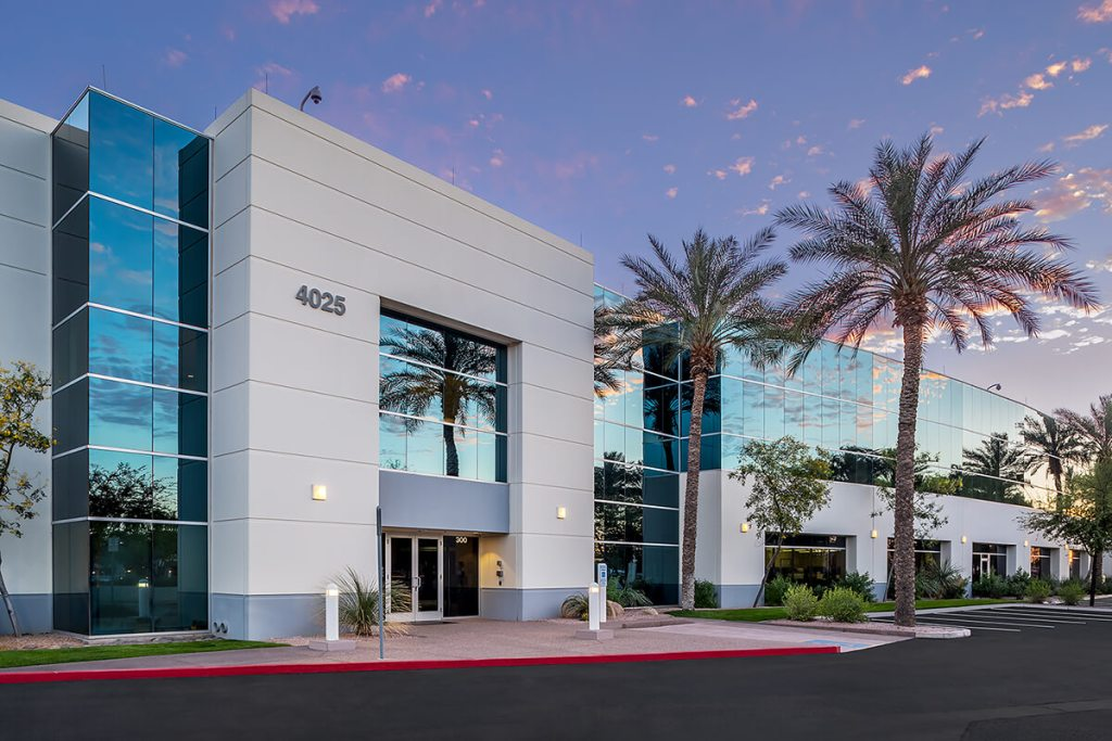 Gulf-Based Investor Purchases Two-Property Office Portfolio in Metro Phoenix for a Total of $25.95 Million