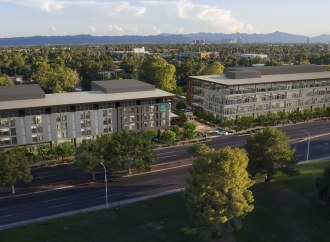 Major National Co-Working Company to Enter Phoenix Market with 30,000+ SF Space at Camelback Collective