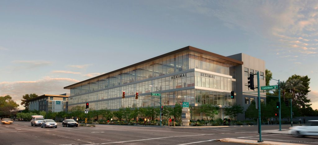 Major National Coworking Company to Enter Phoenix Market  With 30,000+ SF Space at Camelback Collective
