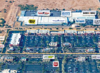 NKF Completes $44.75 Million Sale of Retail Center in Goodyear