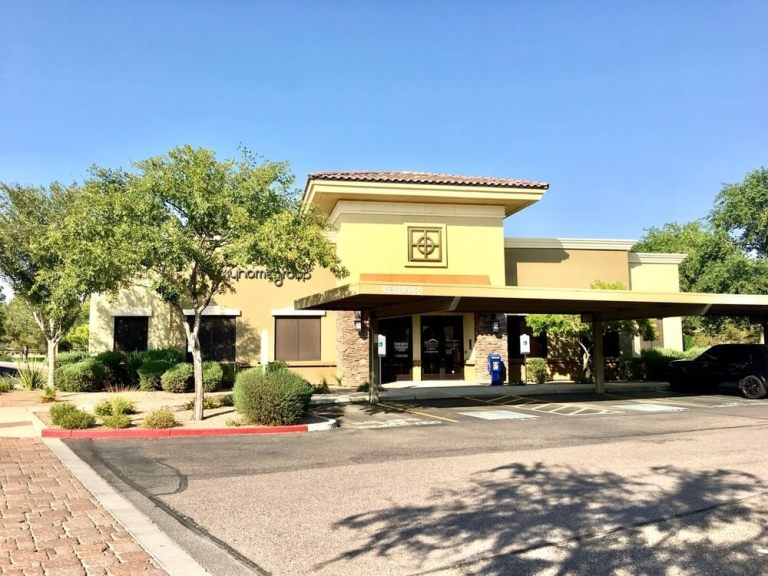 Office Condo Sale at Promenade Commons Converting to New Surgicenter in Chandler