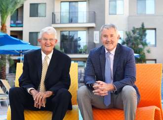 P.B. Bell Founder Passes the Baton After 42 Years as a Leader in the Multifamily Housing Industry
