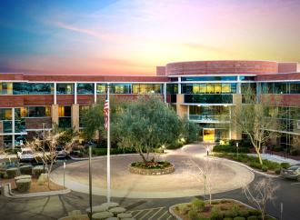 Newmark Knight Frank Completes $91.7 Million Sale of Raintree Corporate Center in Scottsdale