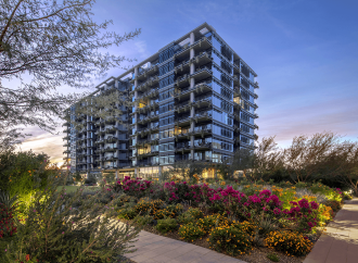 Optima Kierland Launches Condominium Sales in New Tower Slated to Complete in 2020