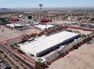Large Manufacturer Signs 222,000 SF Lease in Chandler