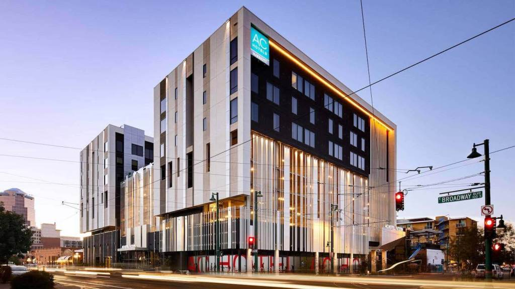 Newly-Constructed Tucson Hotel Receives $40 Million in Financing via Walker & Dunlop