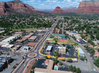 Coyote Station in Sedona, AZ Trades for $7.7 Million