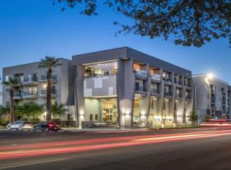 Urban Core Phoenix Apartment Complex Sold by IPA for $52 Million