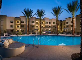 Evergreen Devco Negotiates $62 Million Sale of 306-Unit Luxury Apartment Community in North Phoenix