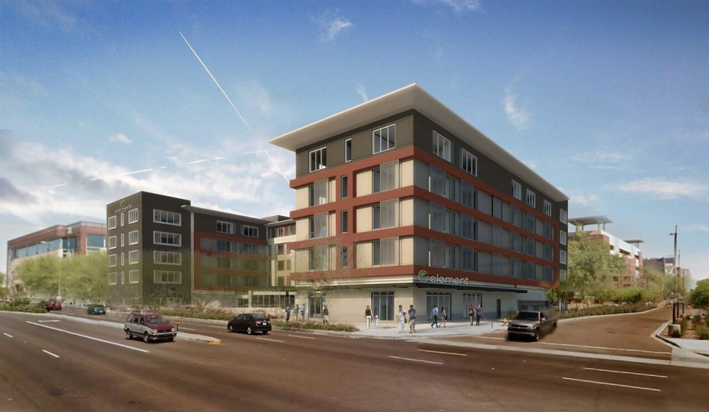 Element Hotel at SkySong Hits Significant Milestones,  Closing in on Expected June 2019 Opening