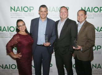 Hines' Chandler Viridian Wins Mixed-Use Project of the Year and Spec Office of the Year at Arizona NAIOP Awards