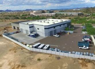 CapPlus Technologies buys manufacturing facility at Spectrum Ridge Business Park