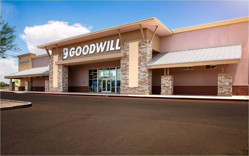 Velocity Retail Group $5.7M NNN Sale of  Goodwill of Central Arizona in Queen Creek