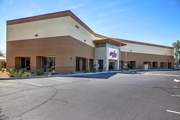 Cutler Commercial Negotiates 24,279 SF Lease in Scottsdale Airpark