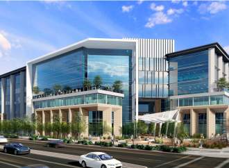 Design for SkySong 6 Unveiled as Building Enters Pre-Leasing