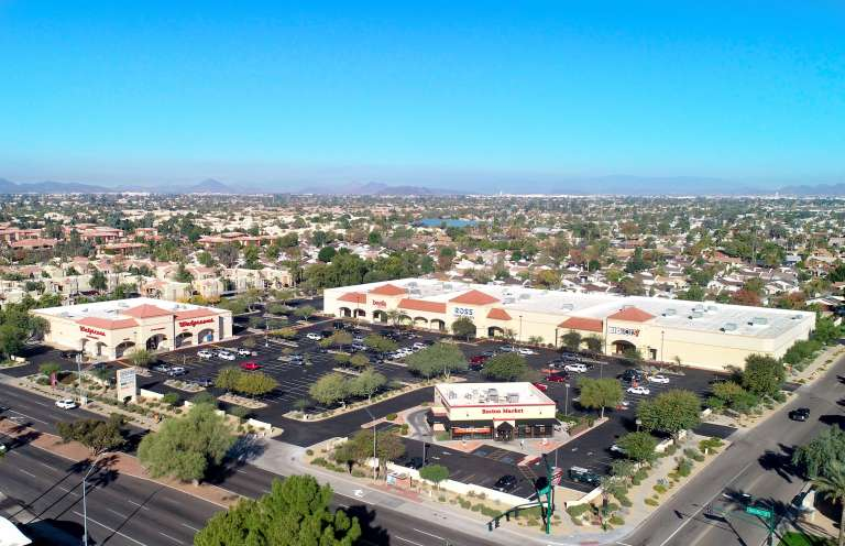 NKF Completes Four Retail Closings Valued at a Combined $50 Million