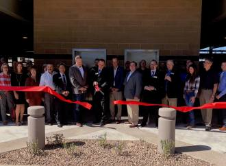 McCarthy Building Companies Completes  New Parking Garage for the City of Chandler