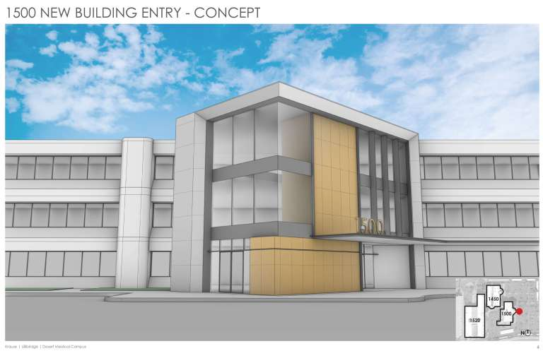 Mesa Medical Office Project to Undergo Multi-Million Renovation