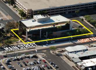 Wells Fargo Bank Has Sold Mesa Office Property for $4 Million