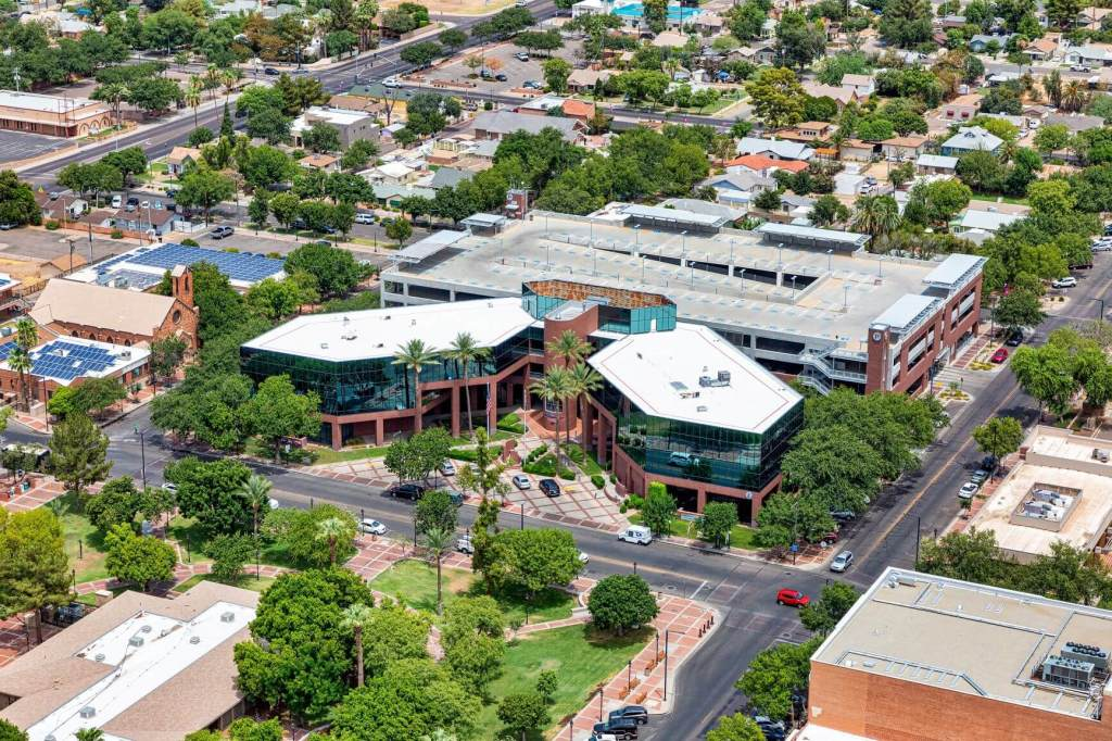 CBRE Brokers $4.67 Million Sale of Office Building in Historic Downtown Glendale, Arizona