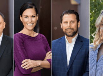 LevRose Commercial Real Estate Names Four Top Producers as Partners