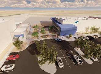 Caliente Construction Inc. Breaks Ground on $9 Million Combination Office, Hangar Building at Phoenix-Mesa Gateway Airport