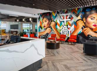 McCarthy Nordburg Brings Timeless Design to Pair of Law firms, Innovative Design  to New HQs for P.F. Chang's, Zovio