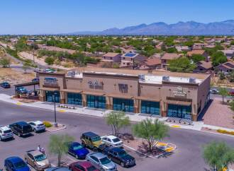 Marcus & Millichap Arranges the Sale of Old Vail Plaza, a 4-Suite Retail Property in Tucson
