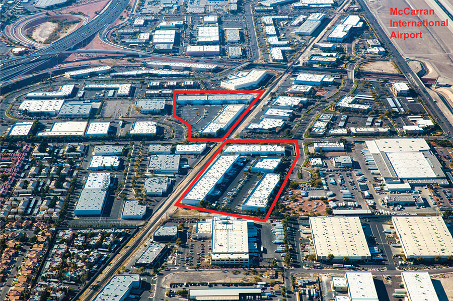 Lincoln Property Co. Enters Nevada Market with Major Industrial Portfolio Buy
