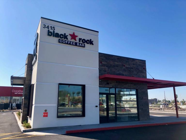 Evergreen Devco Completes Sale of Black Rock Coffee Bar in Phoenix