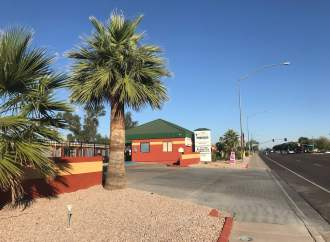 The LeClaire Group of Marcus & Millichap Arranges the Sale of Southern Pavilion Self Storage in Mesa