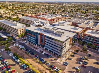 SkySong Welcomes Leading Manufacturer of Data Center Technology to New Arizona Office