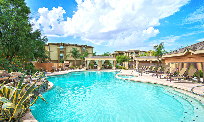 Superstition Canyon Apartments Sold for $42 Million