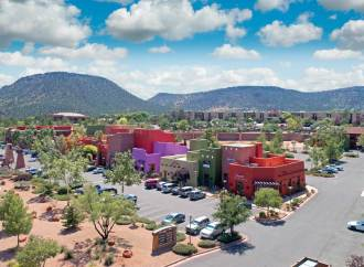 SRS' National Net Lease Group Completes $11.7 Million Sale of a The Collective Sedona, a 6-Building Trophy Shopping Center in Sedona, Arizona