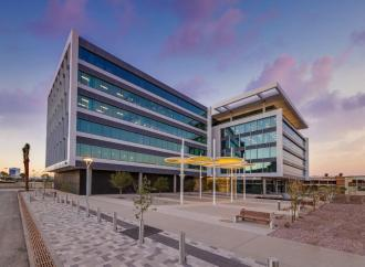 New Office Development Activates Third Phase of Arizona State University's Novus Innovation Corridor
